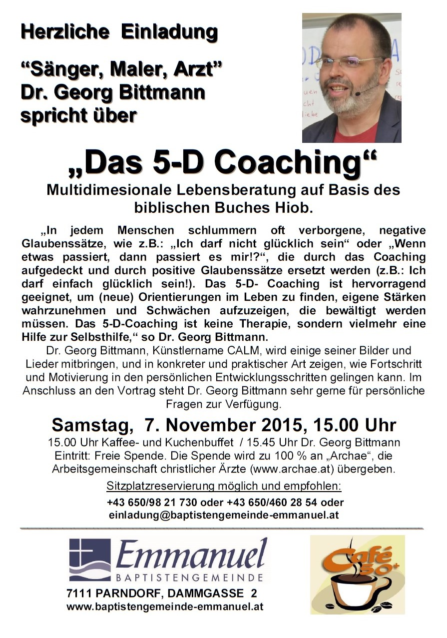 Das 5-D Coaching